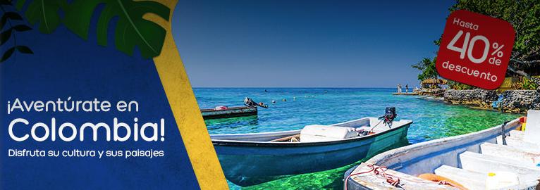 Reserva tus Viajes a Colombia en Hoteles.com