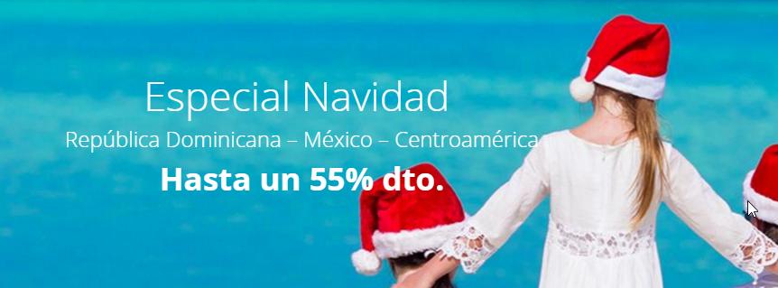 Navidad con Barceló Hoteles