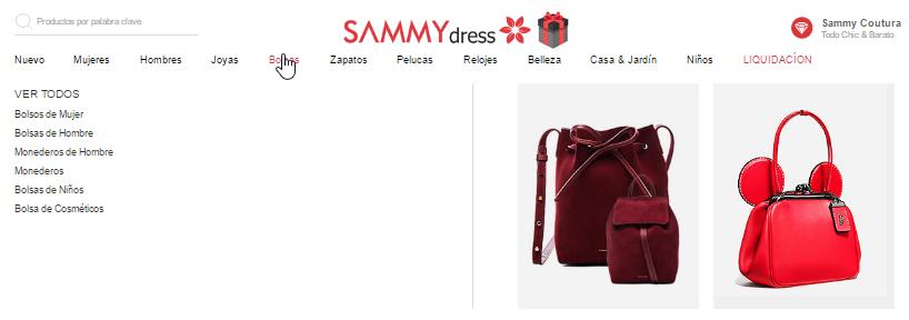 Bolsas SammyDress