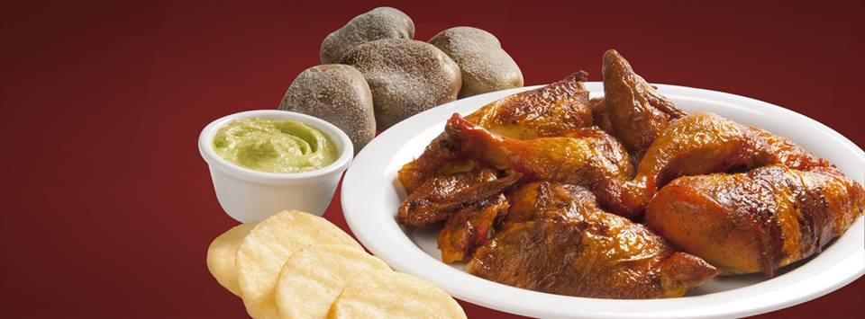 Combos de pollo asado desde $20.000 en La Brasa Roja