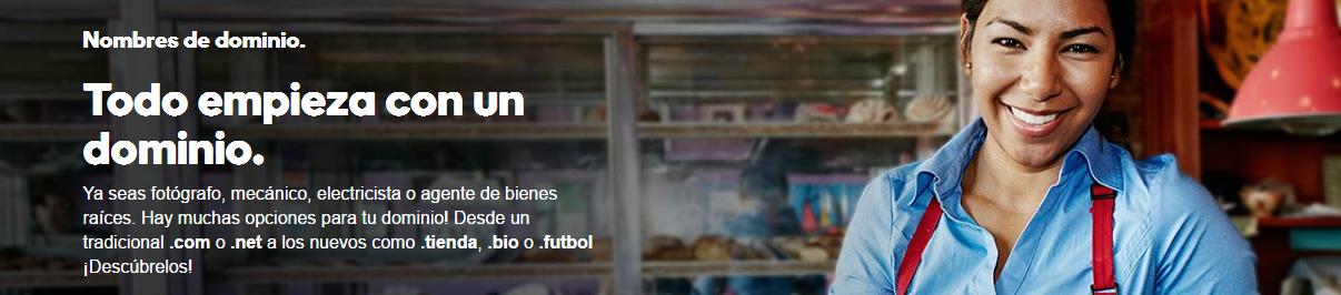 Crea tu página web de forma económica en GoDaddy Colombia