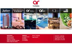 Códigos AR Hoteles 2018