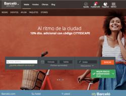 Cupón promocional Barceló Hotel 2019