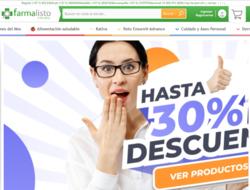 Cupón Descuento Farmalisto 2019